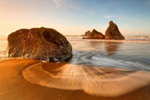 Bandon, V by coulombic