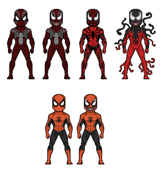 Spiderman Micros by Junkey