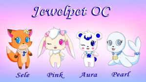 My Jewelpet OC 1 by FairyAurora