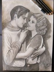 Candy and Terry 1920s by nmarquez72