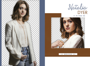 Pack png 28 // Natalia Dyer by mxlfoy