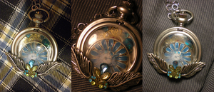 Miro's Pocketwatch by Tuooneo