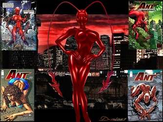imvuART: Ant-ComicBook Style M. Gully by Darc4ssass1nCMD