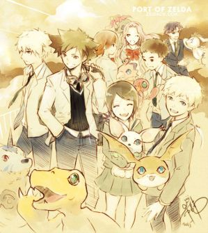 Digimon Advanture Tri