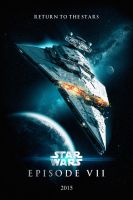 Star Wars 7 Poster by bpenaud