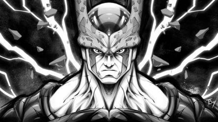 Perfect Cell by TBoy85