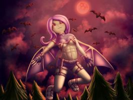 Bloodmoon Night Stalker by GeneralEcchi
