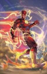 the flash ink  1 by swave18 XGX by knytcrawlr