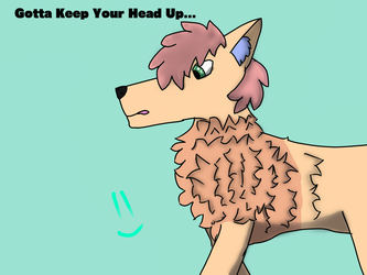 Gotta Keep Your Head Up by elba12