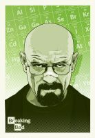 Breaking bad - Walter White by OllieBoyd