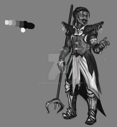 Magister WIP