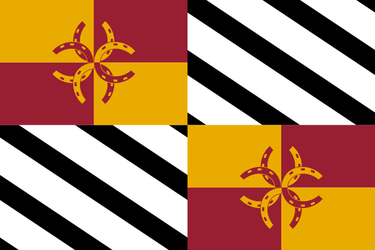 Flag of Mareland by Wolf-ODonnell