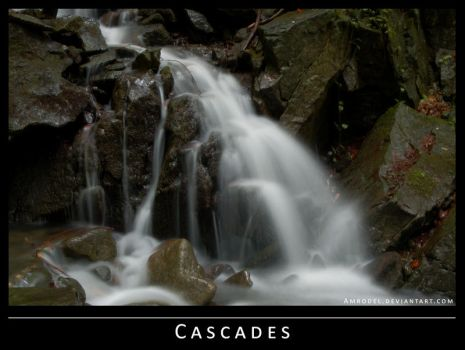 Cascades by amrodel
