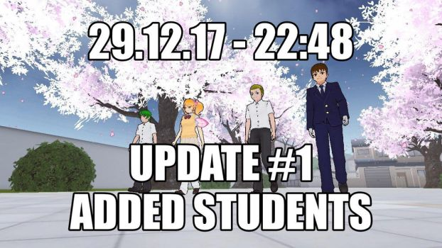 Unknown Mod - Update #1 (Added Students) by gohes