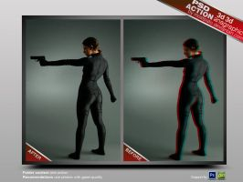 Action 3d anagraphic by mostpato
