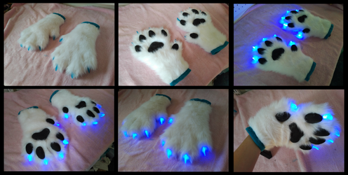 Everest Handpaws by CuriousCreatures