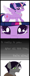 It really is you... by iPandacakes