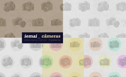 Patterns: Cameras by iemai