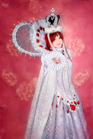 Trinity Blood - Esther Blanchett \ The Queen by Melali