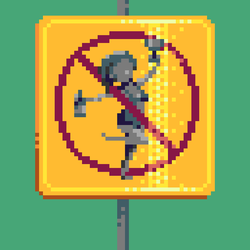 Silly Street Signs by hivernoir