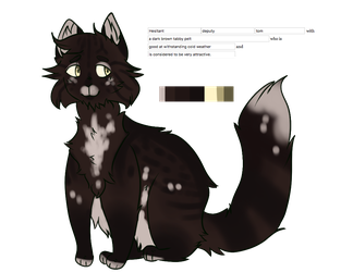 Warriors Generator Adopt - Open by Hollyleafthewarriorc