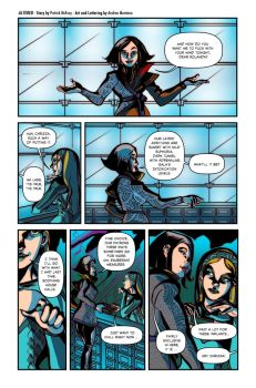 Altered, Page 1 by PJM74