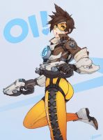 Oi! - Tracer by Unsomnus