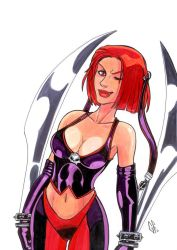 BloodRayne marker sketch by Axigan