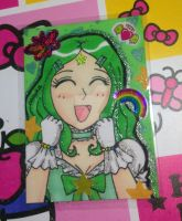 Gift ACEO: Maiden Midori by Magical-Mama