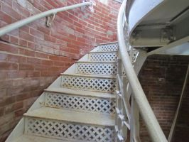 Water Tower stairs by TSofian