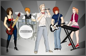 How cool are these guys? by Wakamoley