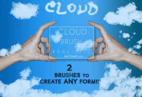 Cloud Brush for ANY Form by MattiaMc