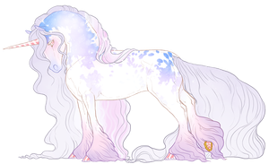 Boucle Unicorn Import A154 by soulswitch