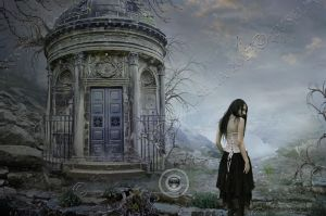 Sadness without ending by Euselia