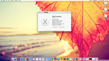 OS X Yosemite on Haswell PC update by AJXP66