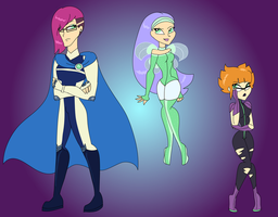 NG Winx: Timmy and Tecna's Kids by PurfectPrincessGirl