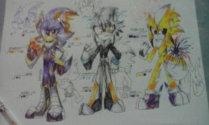 SONIC ADOPTABLES - THE BOYS ( CLOSED ) by IBA2004
