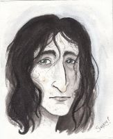 Teenage Snape by velapokemon