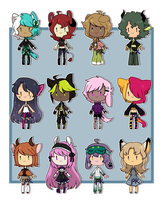 [1/12 OPEN] Teeny Adopts 1 by PK-adopts