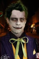 Mark Hamill Joker by NicholasCashio