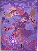 Wirt ! by hakutooon