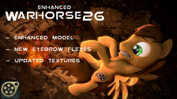 Warhorse26 Enhanced [SFM Download] by Warhorse26