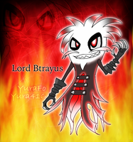 Lord Betrayus by Yurafo
