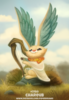 Daily Paint 2180. Chareub by Cryptid-Creations
