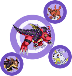 Digimon Fusion 2: ADOPT!!! Open by Daniela-Arts