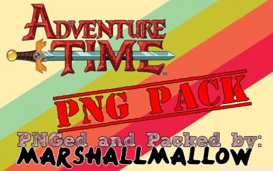 Adventure Time PNG Pack by MarshallMallow by MarshallMallow