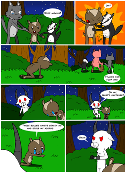 Lavey (ENG) - Page 3 by MagicFool64
