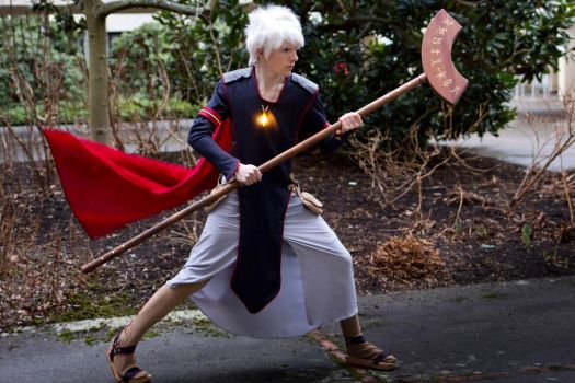 The Greatest Mage by TimmCosplay