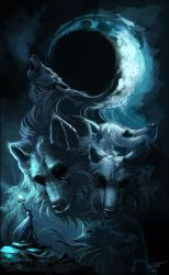 Summon the Wolves by danielbogni