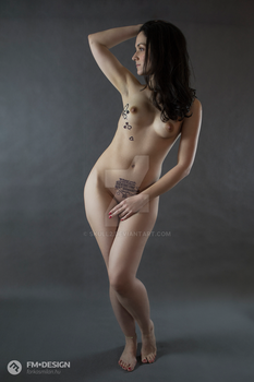 Inked Nudes - Valentines 2016 by Skull2